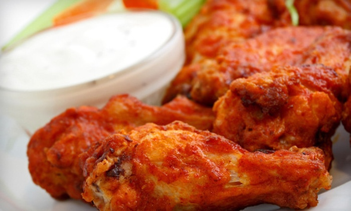 Dee Dee's Bar and Grill - West Davis: $10 Worth of Beer and Wings