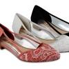 ABS by Allen Schwartz Tulie Lace Ballet Flats