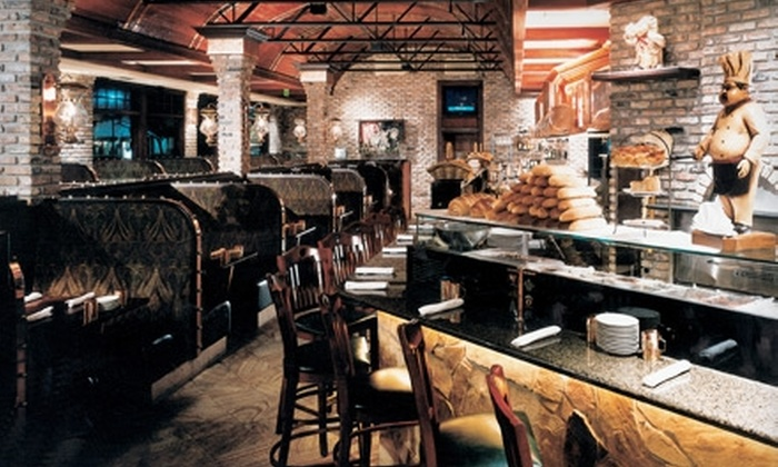 Brewzzi - Fort Lauderdale: $12 for $25 Worth of Italian and American Fare and Drinks at Brewzzi in Boca Raton