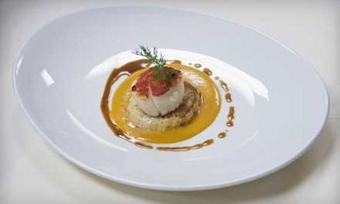 Restaurant Michael - Glencoe: $79 for a Tasting Menu for Two Sunday–Thursday or Friday–Saturday at Restaurant Michael in Winnetka ($180 Value)