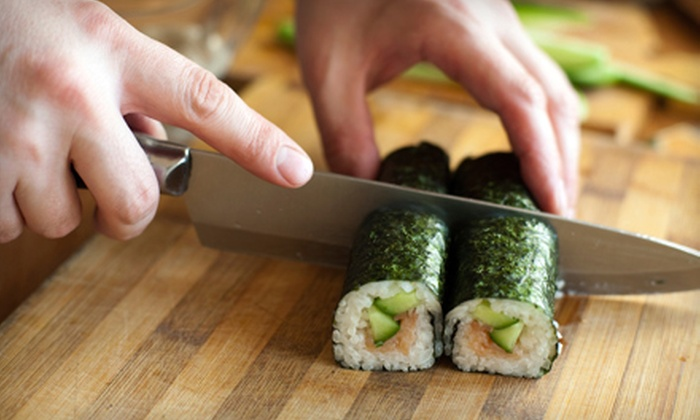 17 Restaurant and Sushi Bar - City Center: $20 for $40 Worth of Eclectic Kosher Fare and Drinks at 17 Restaurant and Sushi Bar in Miami Beach