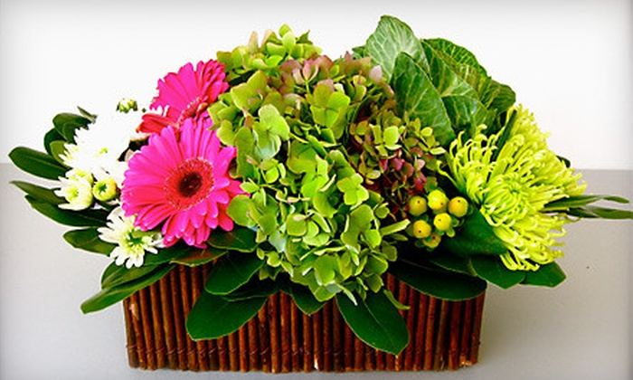 Petals & Paper - Yardley: Floral-Arrangement Workshop for One or Two People at Petals & Paper in Yardley (Up to 67% Off)