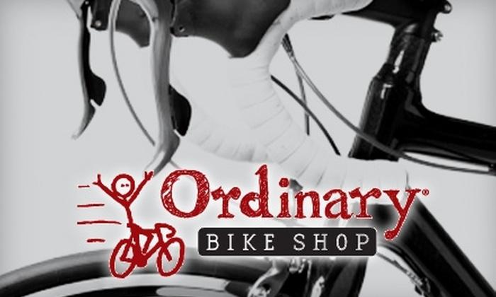 Ordinary Bike Shop - Ward 6: $25 for a Basic Bike Tune-Up at Ordinary Bike Shop ($50 Value)