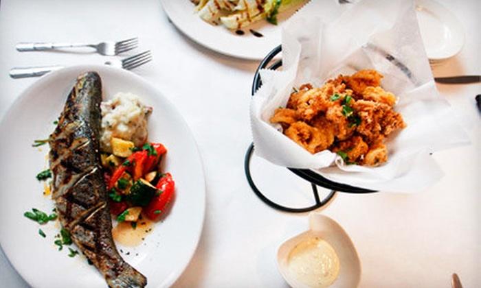 Chef Tony's Restaurant - Bethesda: Three-Course Dinner for Two or Four at Chef Tony's Restaurant in Bethesda (Up to 55% Off)