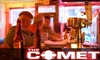 DO NOT CALL - The Comet - Northside: $15 for $30 Worth of Mexican Fare and Drinks at The Comet