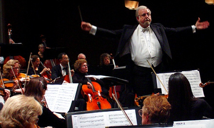 Peninsula Symphony - Multiple Locations: $19 to See Choice of One Performance from Peninsula Symphony (Up to $39 Value)