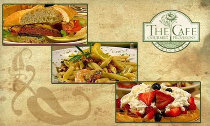 The Sewickley Cafe - Sewickley: $20 for $45 Worth of Upscale Eats at The Sewickley Cafe