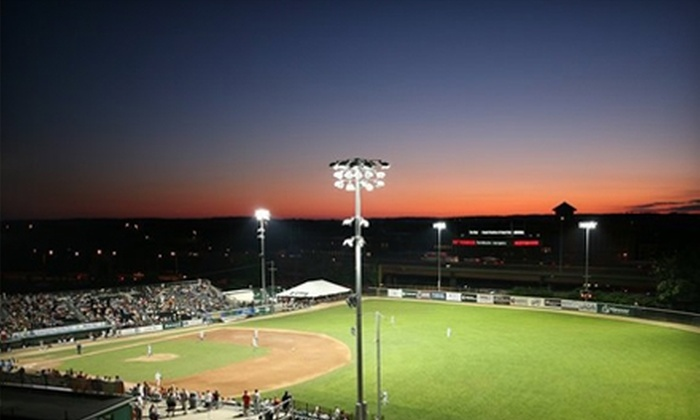 Worcester Tornadoes - Central Business District: $16 for Two VIP Tickets, Two Baseball Caps, and Two Hot Dogs at Worcester Tornadoes Game (Up to $66 Value)