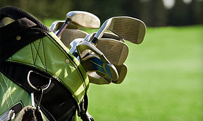McNary Golf Club - Keizer: One Round of Golf for One or Four People at McNary Golf Club in Keizer