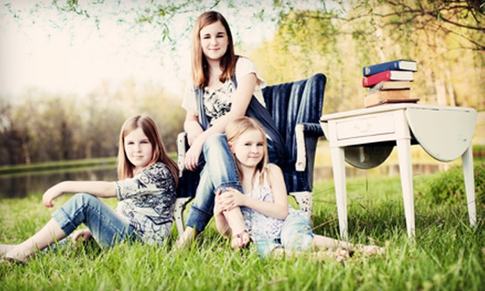 Big Star Studios - Durham: $75 for a Portrait Shoot, 10-Image DVD, and Two Prints from Big Star Studio ($420 Total Value)