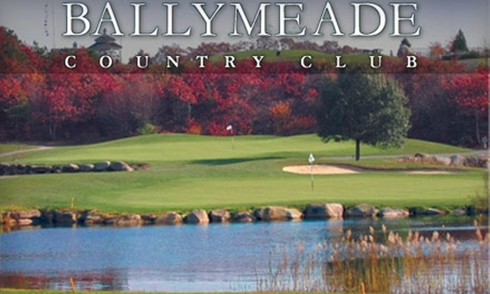 Ballymeade Country Club - Falmouth: Golf Game Package and Cart Rental at Ballymeade Country Club. Choose Between Two Options.