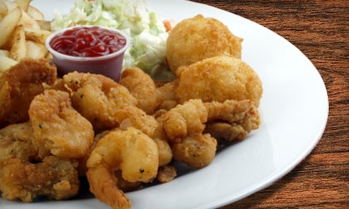 Federal Jack's - Kennebunk: $15 for $30 Worth of Pub Fare and Hand-Crafted Ales at Federal Jack's