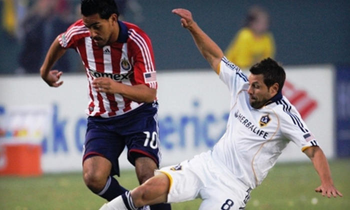 Chivas USA - Carson: Ticket to a Chivas USA Soccer Match in Carson on Wednesday, July 6, at 7:30 p.m. Three Options Available.