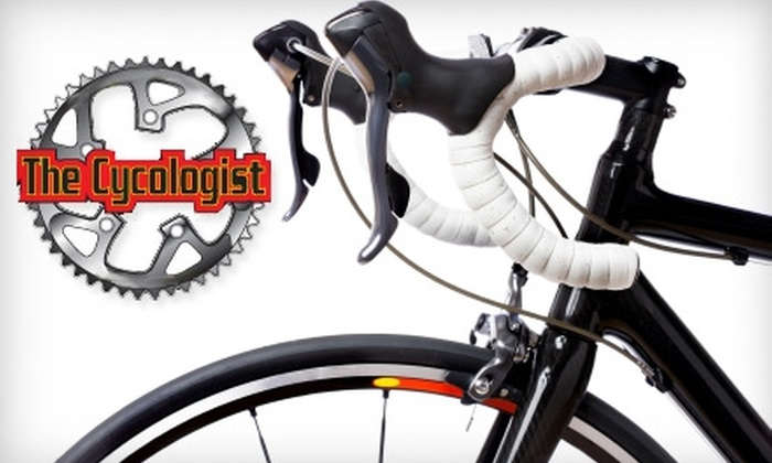 The Cycologist - Downtown Fort Collins: $49 for $100 Worth of Bikes, Accessories, Apparel, and Services at The Cycologist in Fort Collins