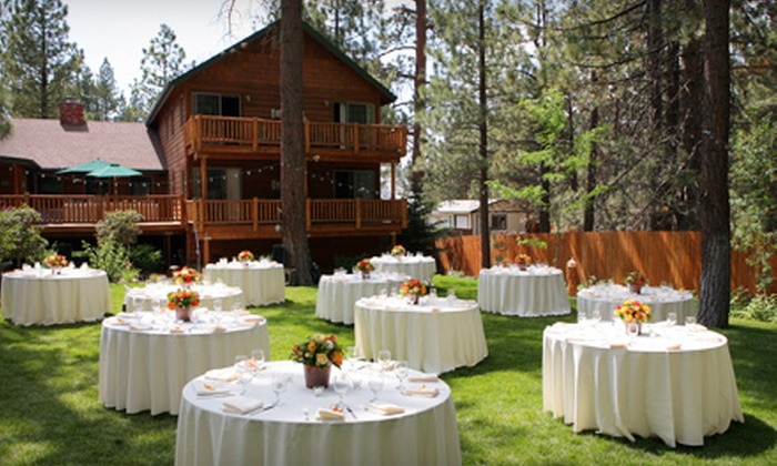 Mountain Lakes Wedding Association - Big Bear Lake: $20 for Bridal Show Outing and Tour for Two from Mountain Lakes Wedding Association in Big Bear Lake ($40 Value)