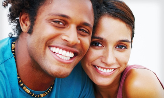 Meridian Dental Care - Englewood: $49 for New-Patient Dental Package at Meridian Dental Care in Englewood (Up to $574 Value)