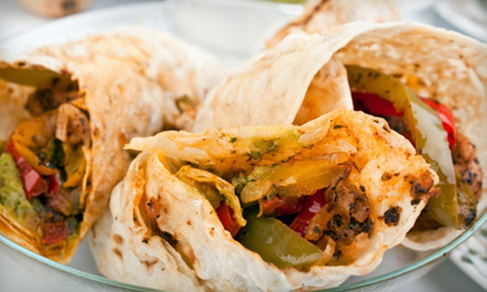 La Cocina Mexican Restaurant - Regency at Brier Creek: Authentic Mexican Cuisine at La Cocina Mexican Restaurant in Morrisville (Up to 55% Off). Two Options Available.