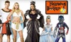 $10 for Costumes at Halloween Bootique