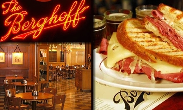 The Berghoff Restaurant - Loop: $10 for $25 Worth of German-Inspired Cuisine and Sips at The Berghoff
