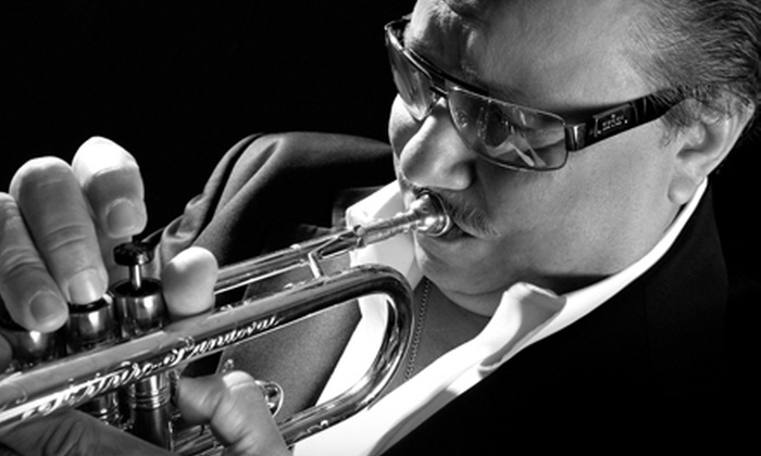Vacaville Performing Arts Theatre - Vacaville: $25 for One Ticket to See Arturo Sandoval at the Vacaville Performing Arts Theatre on Saturday, May 21 at 8 p.m. ($50 Value)