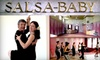 Salsa-Baby ABQParty Space - Nob Hill: $15 for Six Salsa Dance Lessons from Salsa-Baby