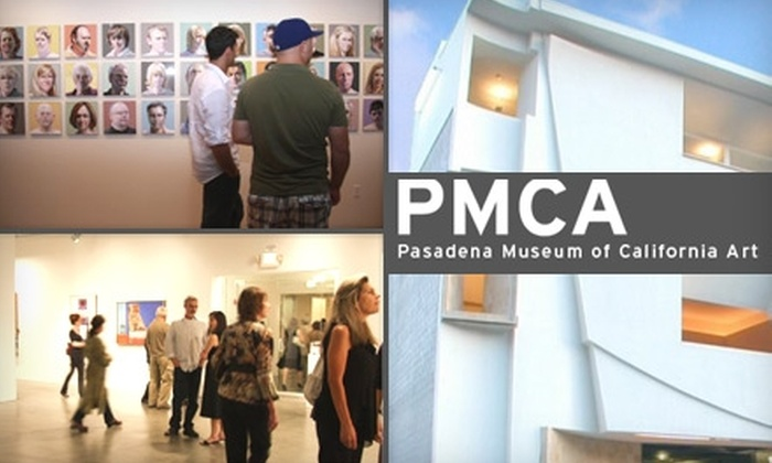 Pasadena Museum of California Art - West Central: $3 for One-Day Admission to the Pasadena Museum of California Art (Up to $7 Value)