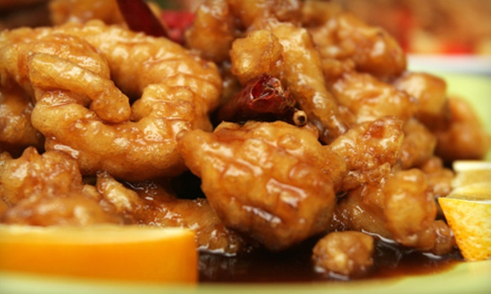 Happy Panda - Lexington-Fayette: $10 for $20 Worth of Chinese Cuisine and Drinks at Happy Panda