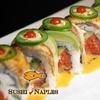 Half Off at Sushi of Naples in Pasadena