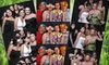 Elegant Photo Booths: $495 for a Three-Hour Photo-Booth Rental, Scrapbooking Kit, and Party-Prop Kit from Elegant Photo Booths ($990 Value)