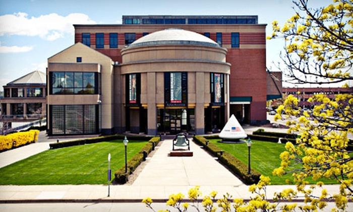 Grand Rapids Public Museum - Grand Rapids: Summer-Fun Visit with Planetarium Show and Carousel Rides for Up to Five at Grand Rapids Public Museum (Up to $60 Value)