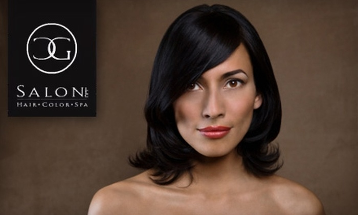 CG Salon - Brentwood: Salon and Spa Services at CG Salon. Choose Between Two Options.