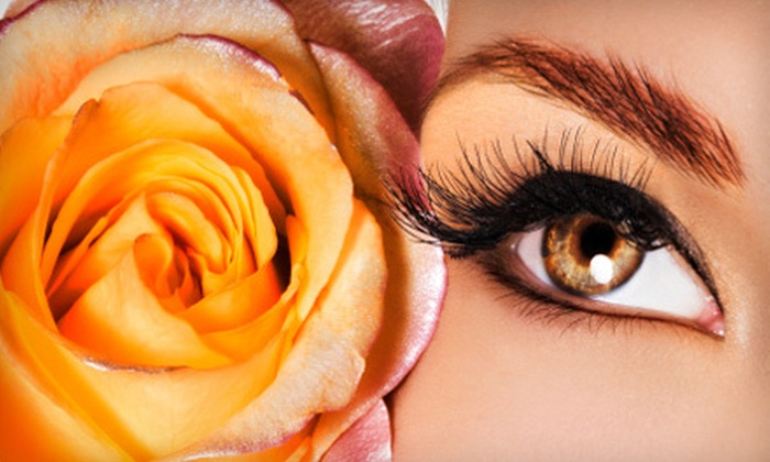 Big Sexy Lashes - Cardinal Hills: Full Set of Synthetic or Mink Eyelash Extensions or $25 for $55 Worth of Lash Services at Big Sexy Lashes