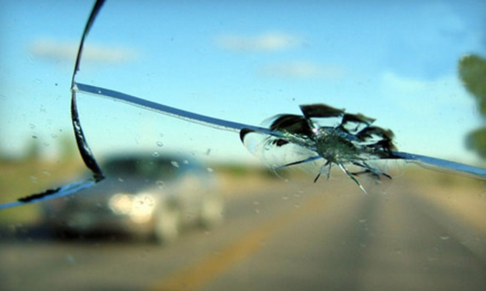 Cascade Auto Glass - Eugene: Windshield-Chip Repairs or $39 for $100 Toward Windshield Replacement at Cascade Auto Glass (Up to 61% Off)