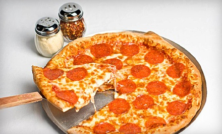 $20 Groupon to Riedy's Pizza - Riedy's Pizza in Charlotte