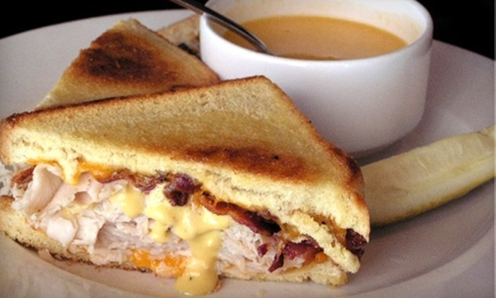 4th Street Bar & Grill - Cleveland: $15 for $30 Worth of American Fare at 4th Street Bar & Grill in The Corner Alley
