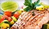 The Runway Restaurant and Bar - West Trenton: Upscale Dinner Cuisine for Two or Four at The Runway Restaurant and Bar (Up to 51% Off)