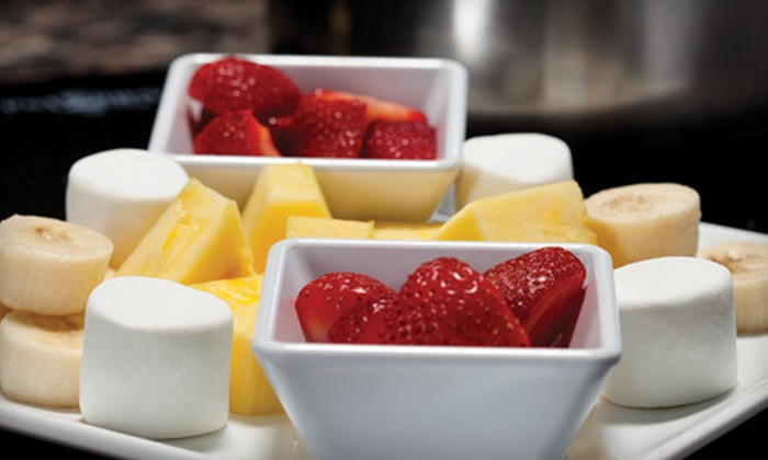 The Melting Pot - Park Towne: $12 for $25 Worth of Fondue at The Melting Pot