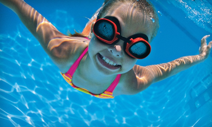 Midwest Aquatics - Blue Valley: One Month of Swimming Lessons for One or Two Children at Midwest Aquatics in Overland Park (Up to 59% Off)