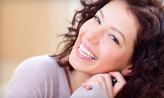 Dentistry at Suburban Square - Ardmore: Snap-On Smile, Top, Bottom, or Full Set at Dentistry at Suburban Square in Ardmore (Up to 68% Off)