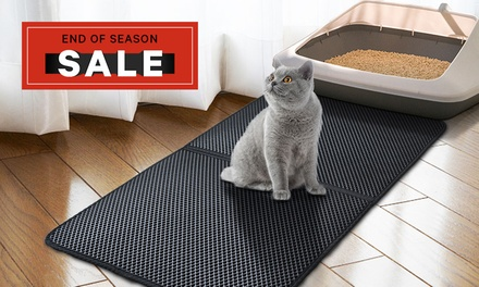 Cat Litter Mat: Medium $16.95 or Large $19.95 Don't Pay up to $63.99