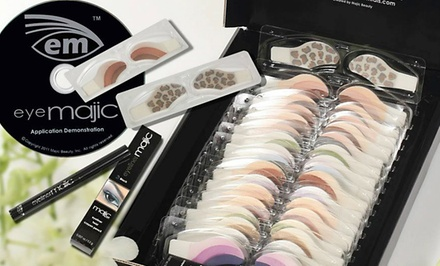 Eye Majic Instant Eyeshadow - Select 16 Kit