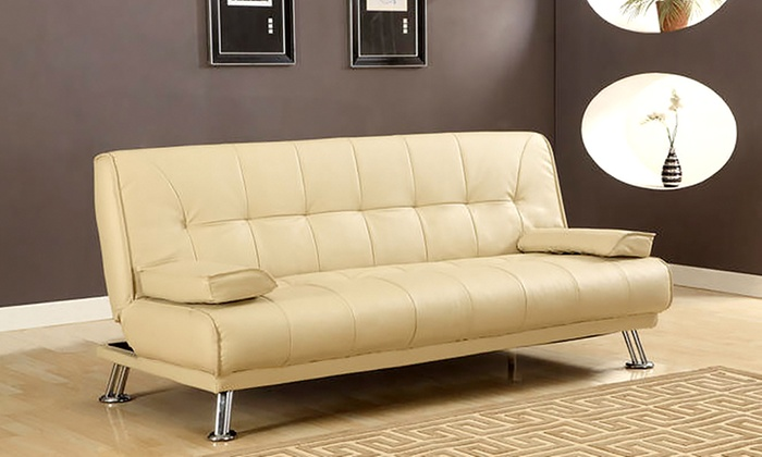 Montana sofa bed groupon goods for Sofa bed 70 off