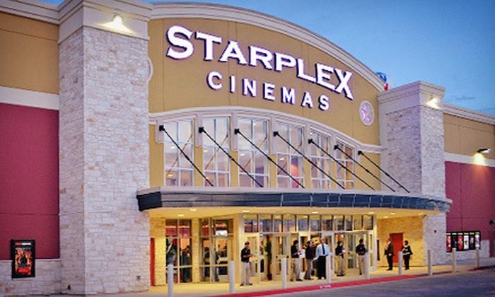 Starplex Boerne Luxury Cinemas - Boerne: $11 for Two Movie Tickets and One Large Popcorn at Starplex Boerne Luxury Cinemas ($22 Value)