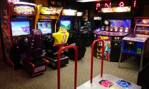 TNT Amusements Inc: Two-Hour Arcade Parties for Up to 40 People at TNT Amusements Inc (Up to 45% Off). Three Options Available.
