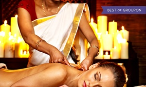 Indian Massage: Up to 50% Off Indian & Hot Stone Massage at Indian Massage