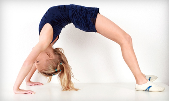 Mpact Martial Arts, Gymnastics and Cheer - Brentwood: Three or Six Weeks of Kids' Classes for One or Two at Mpact Martial Arts, Gymnastics and Cheer (Up to 59% Off)