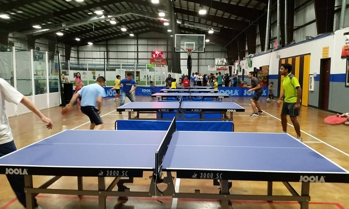 Pong Club - Austin: $22 for $50 Worth of Table Tennis — Pong Club