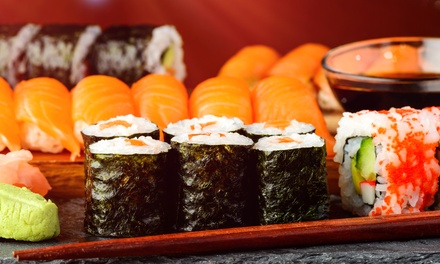 Japanese Dinner for Dine-In or Take-Out at Toki Sushi and Teriyaki (52%(Off)