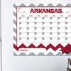 """NCAA 16""""x20"""" Dry Erase Calendar"""