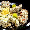 Half Off Sushi Tray at Maki Fresh